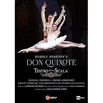 Don Quixote [DVD] USA import