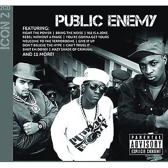 Public Enemy - Icon [CD] USA import
