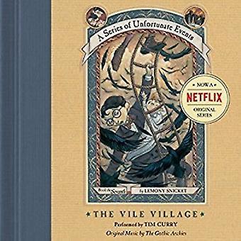 The Vile Village [CD] USA import