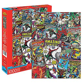 Marvel Spider-Man Collage 1000pc Puzzle