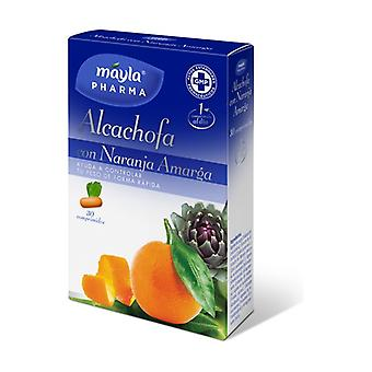 Artichaut à l'orange amère 30 comprimés