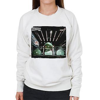 Thunderbirds 2 Hangar Bay Frauen's Sweatshirt