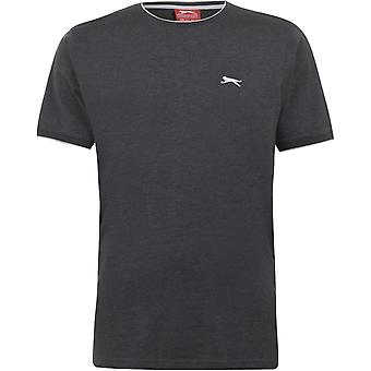 סלנגר משופעת-חולצת Mens