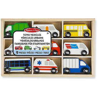 Melissa & Doug Town Vehicles