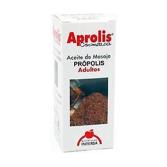Huile de massage pectorale Aprolis 100 ml de huile
