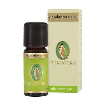 Red Mandarin Essential Oil 10 ml of essential oil
