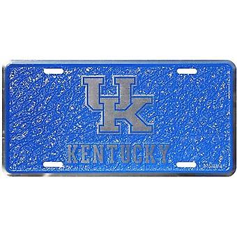 Kentucky Wildcats NCAA Mosaic Registreringsskylt