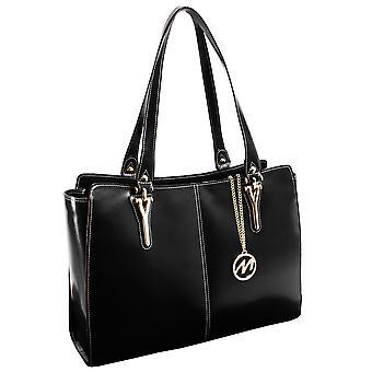 97555, M Series Glenna Black Bag