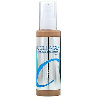 Enough, Collagen, Moisture Foundation, SPF 15,  #21, 3.38 fl oz (100 ml)