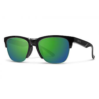 Aurinkolasit Unisex Haywire musta/vihreä monikerroksinen