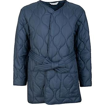 Barbour By Alexa Chung Martha Cropped Quilted Jacket