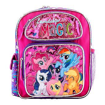 My Little Pony Backpack Friendship est magique
