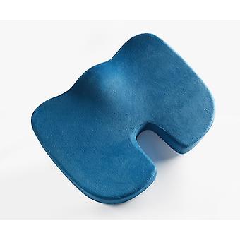 U Em forma, ortopédica, almofadas de assento de gel de memória com efeito de resfriamento