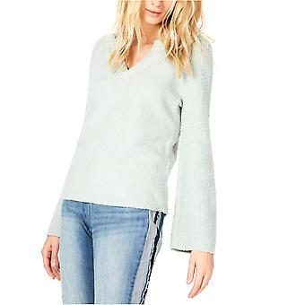 INC | Textured Bell-Sleeve Sweater