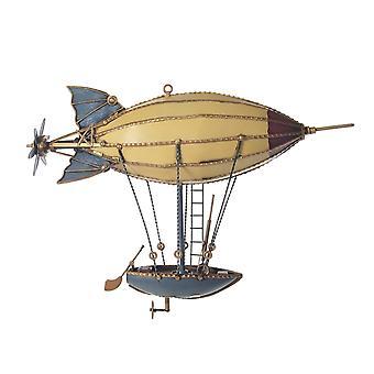 Steampunk Luchtschip Metaal Model