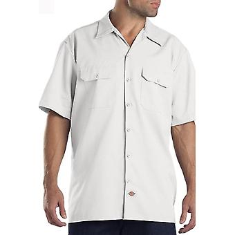 Dickies short sleeve work shirt 1574 - white