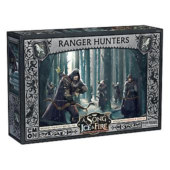 Night-apos;s Watch Ranger Hunters: A Song Of Ice and Fire Expansion Pack
