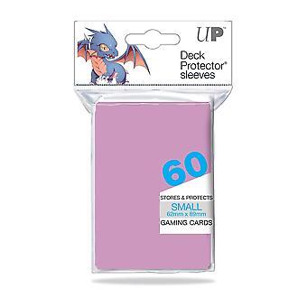 60ct Ljusrosa Små däcksskydd 60ct (Förpackning med 10)
