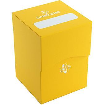 Gamegenic 100-Card Deck Holder Amarelo