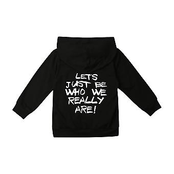 Casual Toddler Παιδιά T-shirt-Μακρύ μανίκι Φθινόπωρο Hoodie