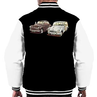 Morris Minor Classic British Motor Heritage Men's Varsity Jacket