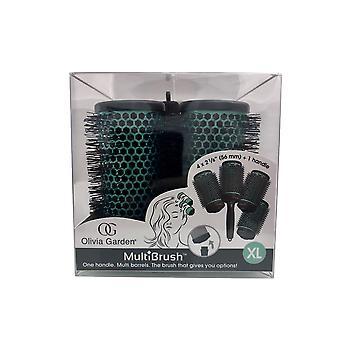 "Olivia Garden Multibrush Detachable Thermal Styling Brush Kit 4 x 2 1/8"" 56 mm"