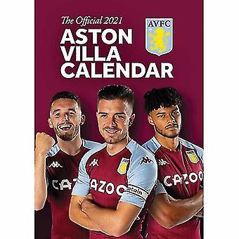 Aston Villa Calendar 2021