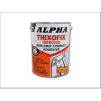 Alpha Thixofix Adhesive 1L