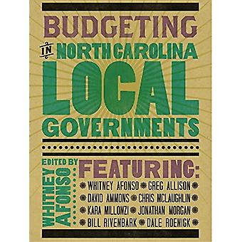 Budgeting in North Carolina Local Governments