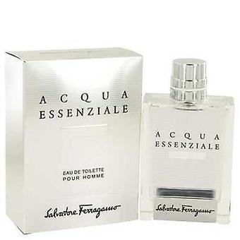 Acqua Essenziale Colonia By Salvatore Ferragamo Eau De Toilette Spray 3.4 Oz (men) V728-518612