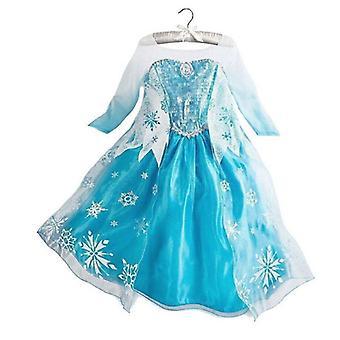 Tytöt Prinsessat Pukeutua, Lapset Fancy Kauneus puku