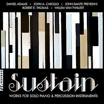 Sustain [CD] USA import