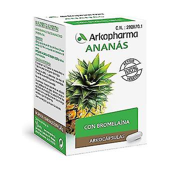 Arkocápsulas Ananas 84 kapsler