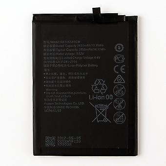 3650mAh Li-Polymer Batterie HB386589ECW pour Huawei P10 Plus / VKY-AL00