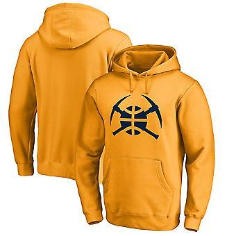 Denver Nuggets Loose Pullover Hoodie Sweatshirt WY021