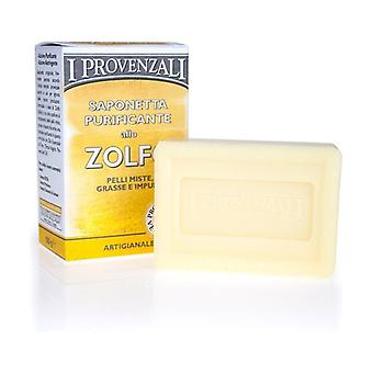 Purifying Soap With Sulfur None