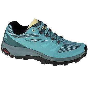 Salomon Outline Gtx W 412340 trekking all year women shoes