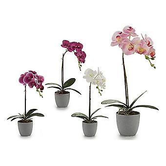 Växtkruka Grå (14 x 43 x 26 cm)