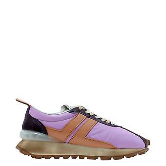 Lanvin Skbrunnyl1p21b790 Women's Multicolor Polyester Sneakers