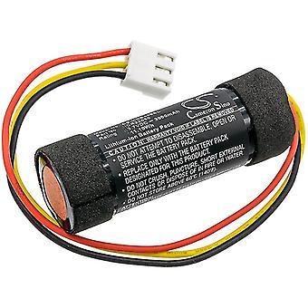 סוללת רמקול עבור הרמן קרדון ICR22650 Onyx4 אוניקס סטודיו 4 CS-HKE400SL 3.7V