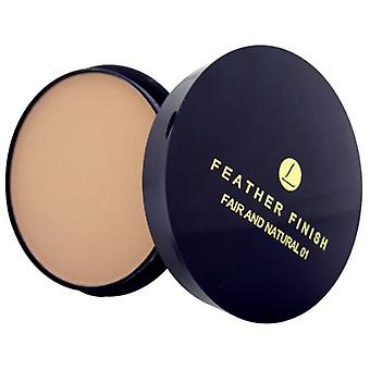 Lentheric Feather Finish Compact Powder 20g - Refill Translucent III 37