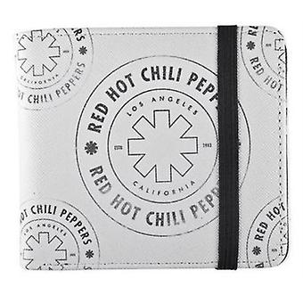 Red Hot Chili Peppers - Outline Asterisk Wallet