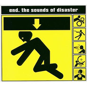 End - Sounds of Disaster [CD] USA import