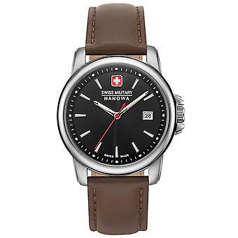 Mens Watch Swiss Military Hanowa 06-4230.7.04.007, Quartz, 39mm, 5ATM