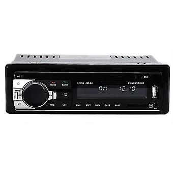 1 Din Stereo Radio Remote Contract Multiple Eq Mp3/wma/wav Player 12v Mp3 &