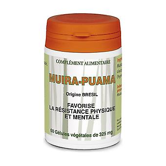 Muira-puama 60 capsules of 325mg