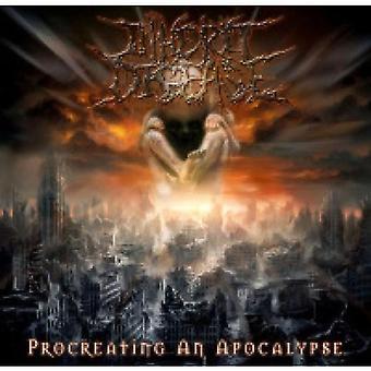 Inherit Disease - Procreating an Apocalypse [CD] USA import
