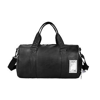 Fashion Quality Travel Bag, Women Pu Leather Gym Bags