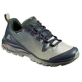 Salomon Vaya Gtx Urban Chic 409895 trekking  women shoes