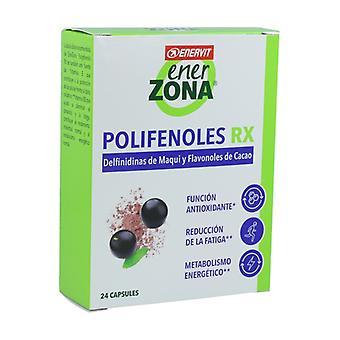 Polyphenolines RX Antioxidant 24 capsules